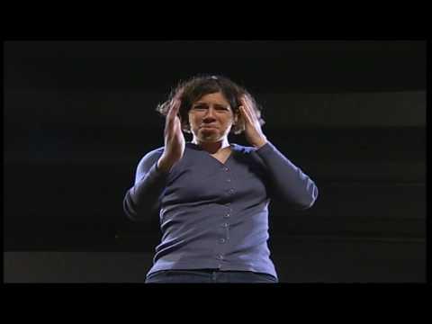 #21 Gebärdensprachpoesie und Storytelling by Susanne Genc - in DGS auf deafmedia.de