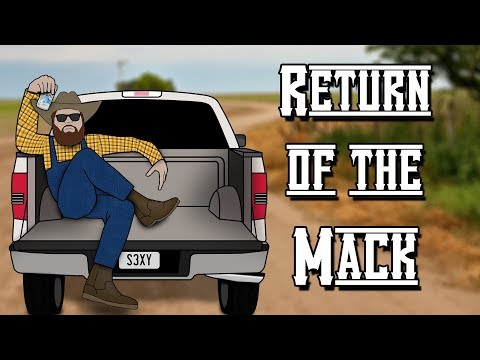 RETURN OF THE MACK GONE COUNTRY - A Country Greg Cover 🔥
