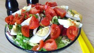 Салат весняний вітамінний   Салатна суміш