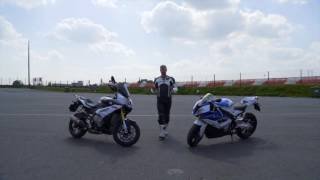 BMW S1000RR vs S1000XR on track  (Why I bought S1000XR)