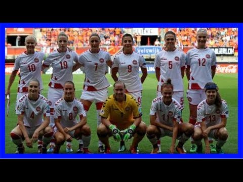 Denmark women punished by uefa after calling off game