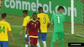 Brazil U17 Against Venezuela U17 Campeonato Sudamericano Sub-17 - C...