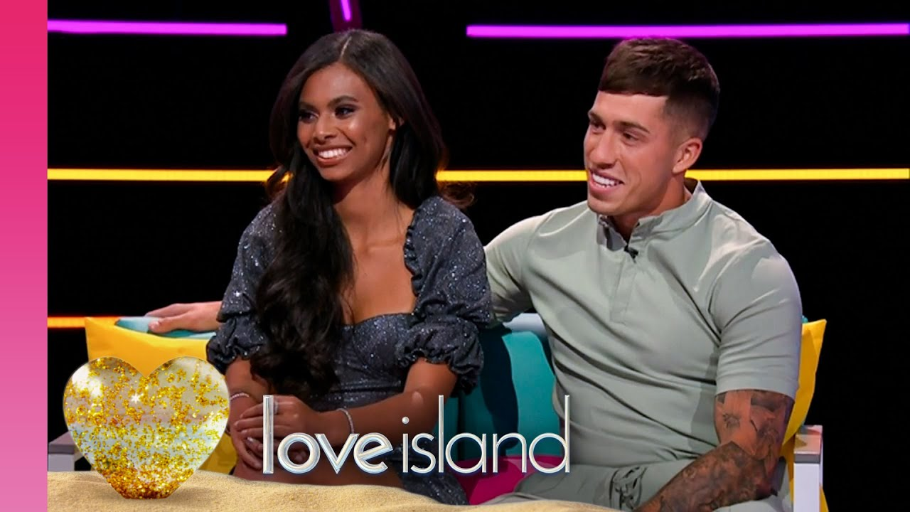 Download Sophie and Connor are reunited at last! 💑| Love Island Aftersun Series 6
