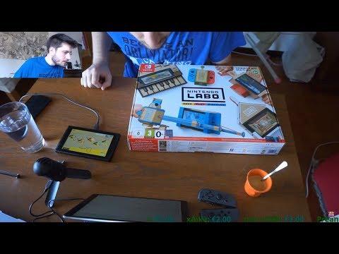 D1 di Nintendo Labo!