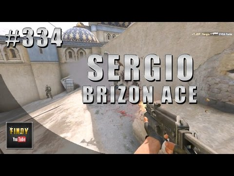 """""""Sergio"""" Brizon Ace FRAG #334"""