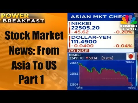 Power Breakfast Part - 1 | Stock Market News: From Asia To US | 27th Nov | CNBC TV18