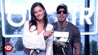 Antonia -Iubirea Mea ( ft. Alex Velea ) Live Kiss FM