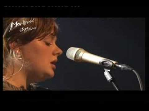 Adele - Crazy For You (Live Montreux Jazz Festival)