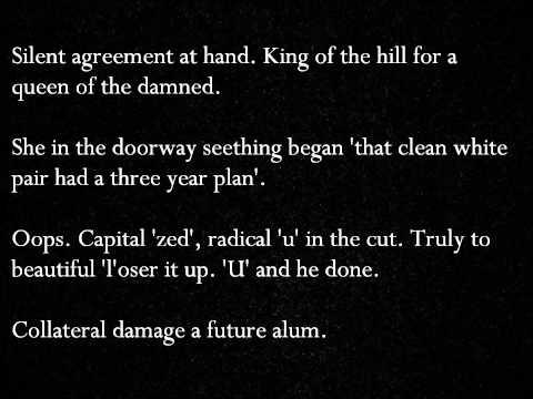Aesop Rock - ZZZ Top (Official Lyrics)