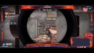 Watch me stream Call of Duty Mobile!  (TEST)