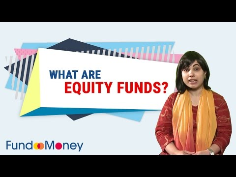 What are Equity Funds?