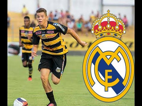 URGENT: Real Madrid sign talent Antonio Rodrigo according to AS newspaper (see his talent)