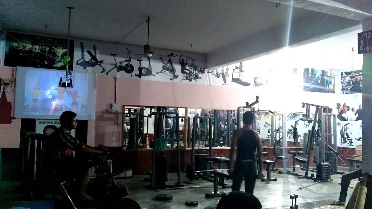 Health Care Gym Sitapur Youtube