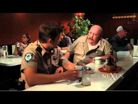 Feature Film - Nexus - Diner Scene featuring Andrew Kraulis & Jefferson Mappin