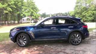 Infiniti FX Limited Edition 2010 Videos