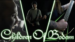 TRASHED, LOST & STRUNGOUT (Children of Bodom) ft. Cameron Stucky