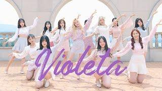 [AB] IZ*ONE 아이즈원 - 비올레타 Violeta  | 커버댄스 DANCE COVER