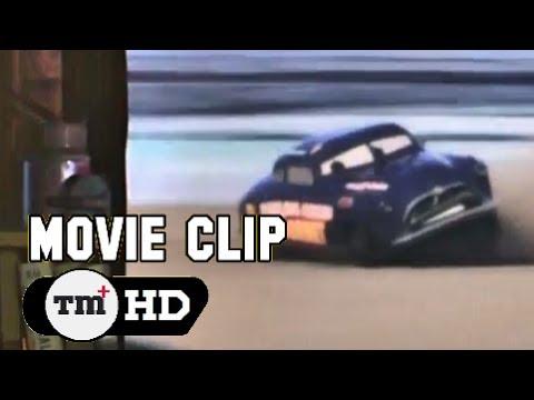 Cars 3 #6 Movie Clip - Hudson Hornet Has Lost Control - Disney Pixar Animation Movie HD