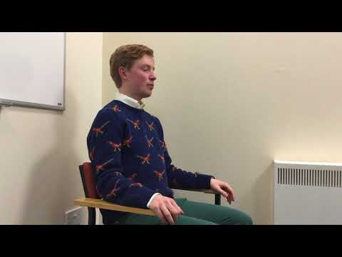 Adam's story on stammering - Therapy