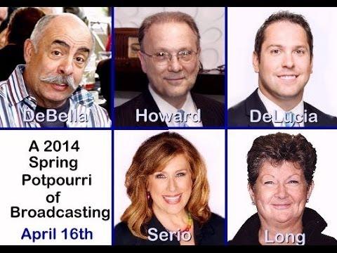 Broadcast Pioneers Spring Potpourri of Broadcasting!
