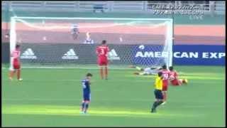 日本 1-2 北朝鮮 痛恨の逆転負け 勝利が遠いハリルJ 【2015/8/2】 東アジア杯2015 修正版