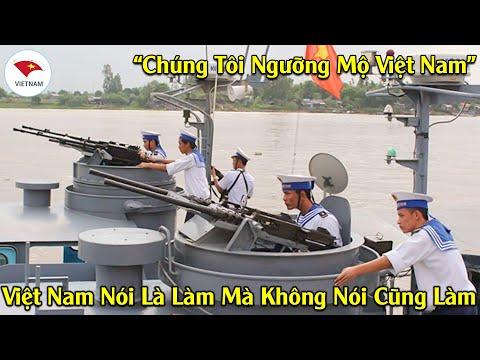 """Người Dân philippines """"Chúng Tôi Ngưỡng Mộ Việt Nam Cách Mà Họ Quyết Tâm Vì Tổ Quốc"""""""
