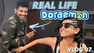 @Tech Burner STUDIO TOUR and GF REVEAL!!?? | Suhani Shah | VLOG 07