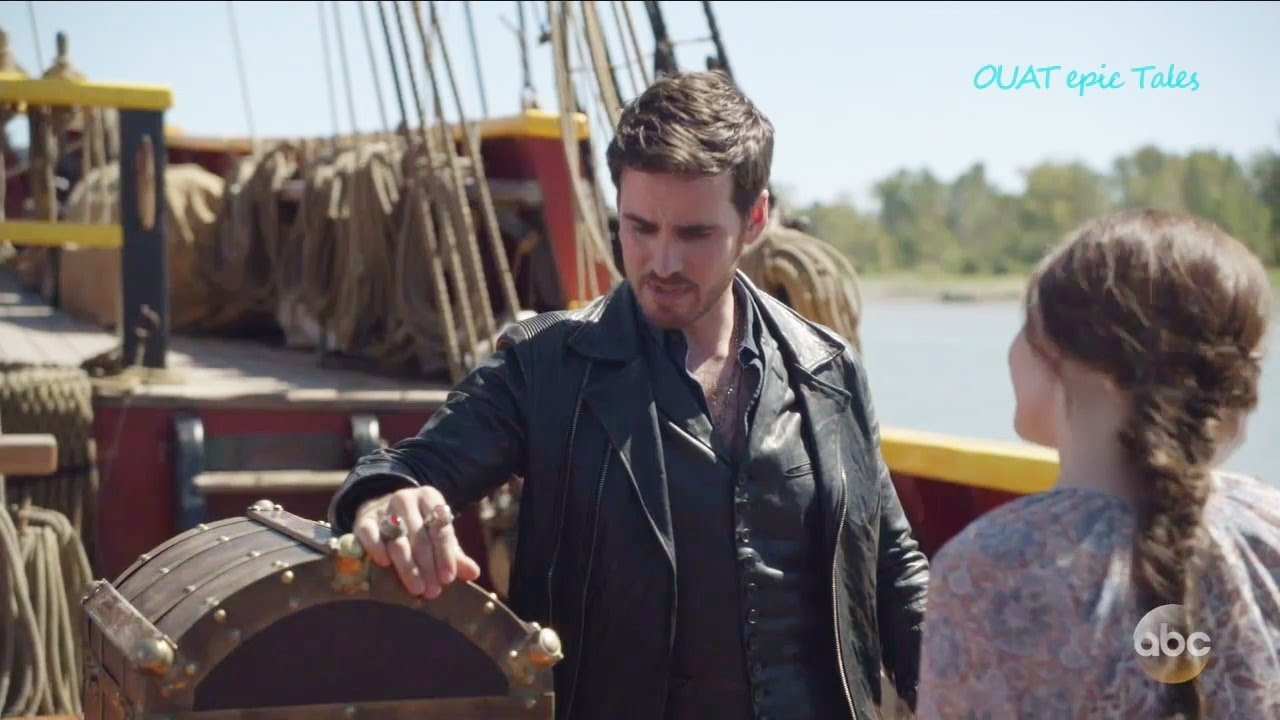 once upon a time hooks ship name In the sixteenth episode of season 7 of once upon a time i will refer to them by their real name or put henry tells wish-hook to sail the ship.