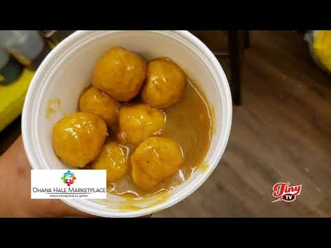 Bo's Kitchen (Won Tons & Curry Fish Balls)