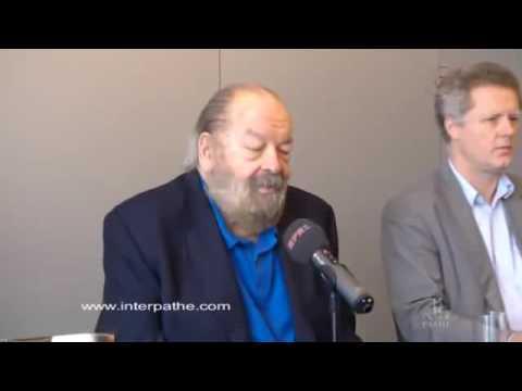 Zum Tode von Bud Spencer Carlo Pedersoli Pressekonferenz 30.03.2012