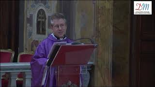 9 Dicembre 2018 II Domenica di Avvento Anno C Santa Messa ore 1100 OMELIA
