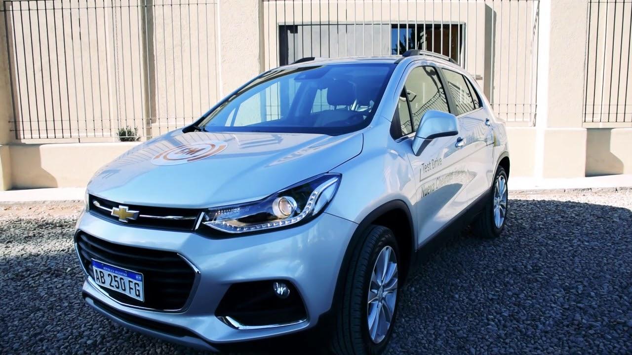 Probamos La Nueva Chevrolet Tracker Ltz Automatica En Mendoza