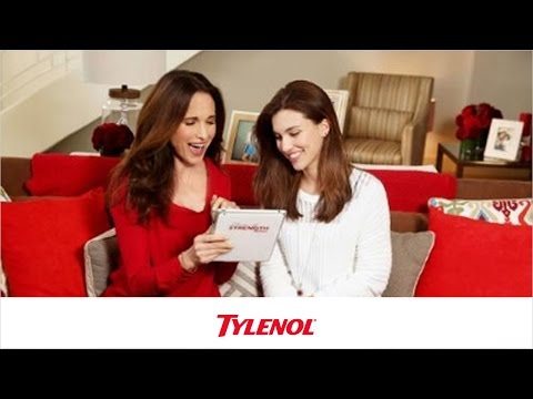 TYLENOL® STORIES OF STRENGTH with Rainey Qualley