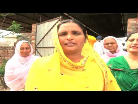 Dairy Farming in India : Manjreet kaur Women dairy farmer  animal husbandary (Punjab)