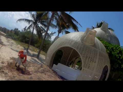 Walk on the beach - Ocean Riviera Paradise - The Royal Haciendas Resort