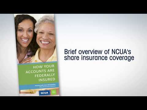 NCUA Consumer Report: Share Insurance Overview