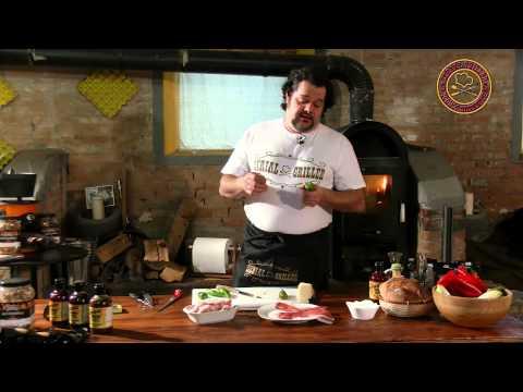 Serial Griller Barbecue School - Alette di Pollo