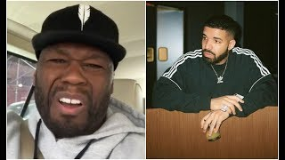 50 Cent Reacts To Drake Having A Secret Son