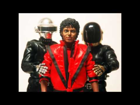Michael Jackson vs. Daft Punk--Remember the Lucky Time
