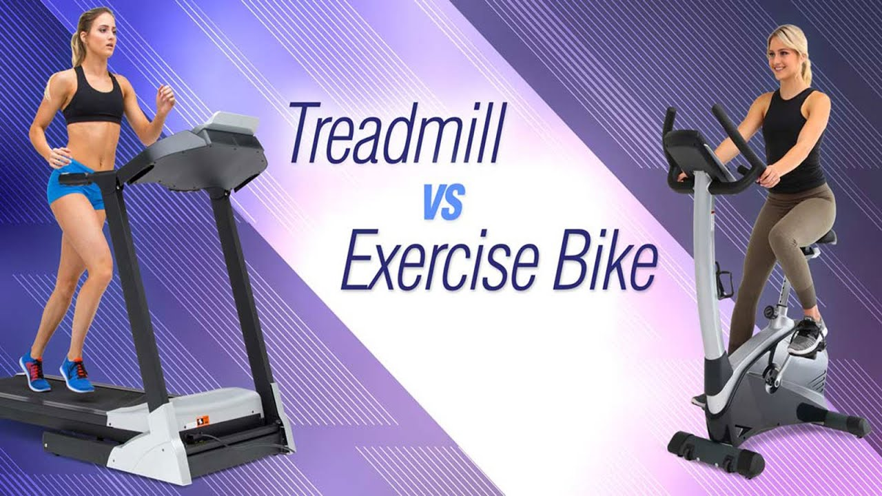 Which is Better Treadmill or Exercise Bike