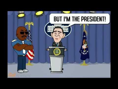 Officer Bubbles - Secret 5 Metre Law (Officer Bubbles Cartoon  Cartoons  G20 Toronto)).flv