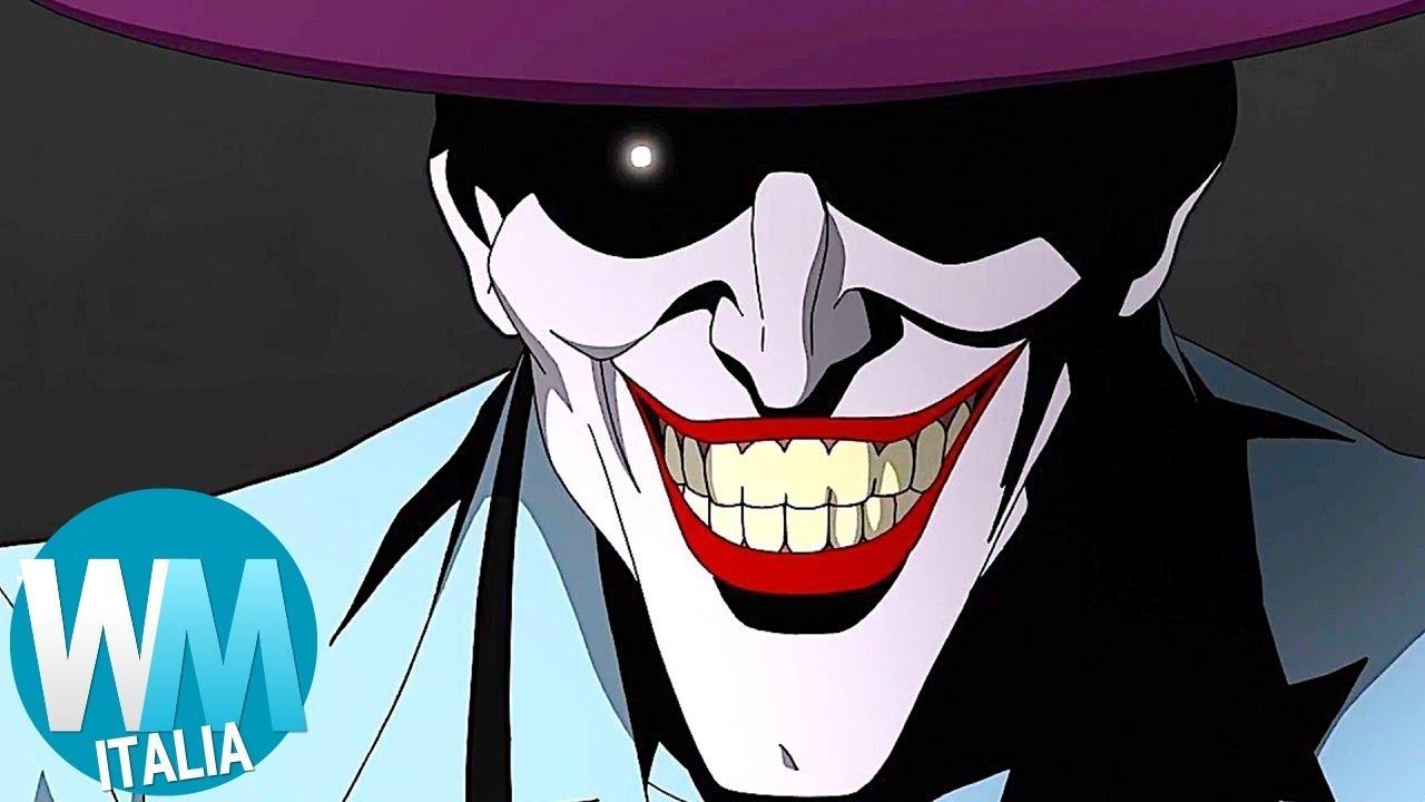 Top migliori versioni alternative del joker youtube