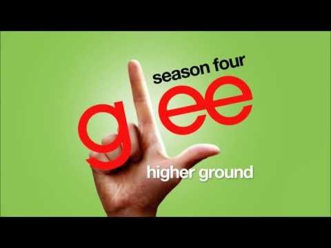 Higher Ground - Glee Cast [HD FULL STUDIO]