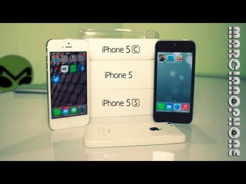 iPhone 5s, iPhone 5c Review Español (Comprar o no?)