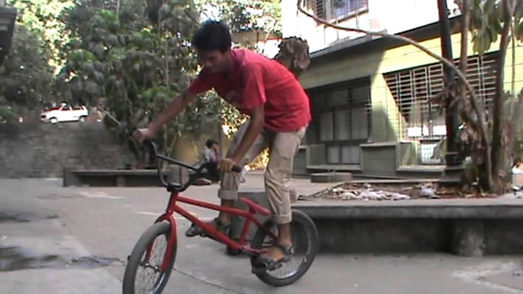 Mascot Bikes Bmx Tricks India Youtube