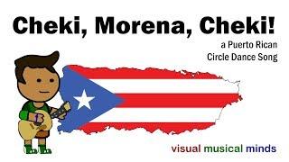 Cheki Morena ~An Orff Arrangement for Elementary Music Classes