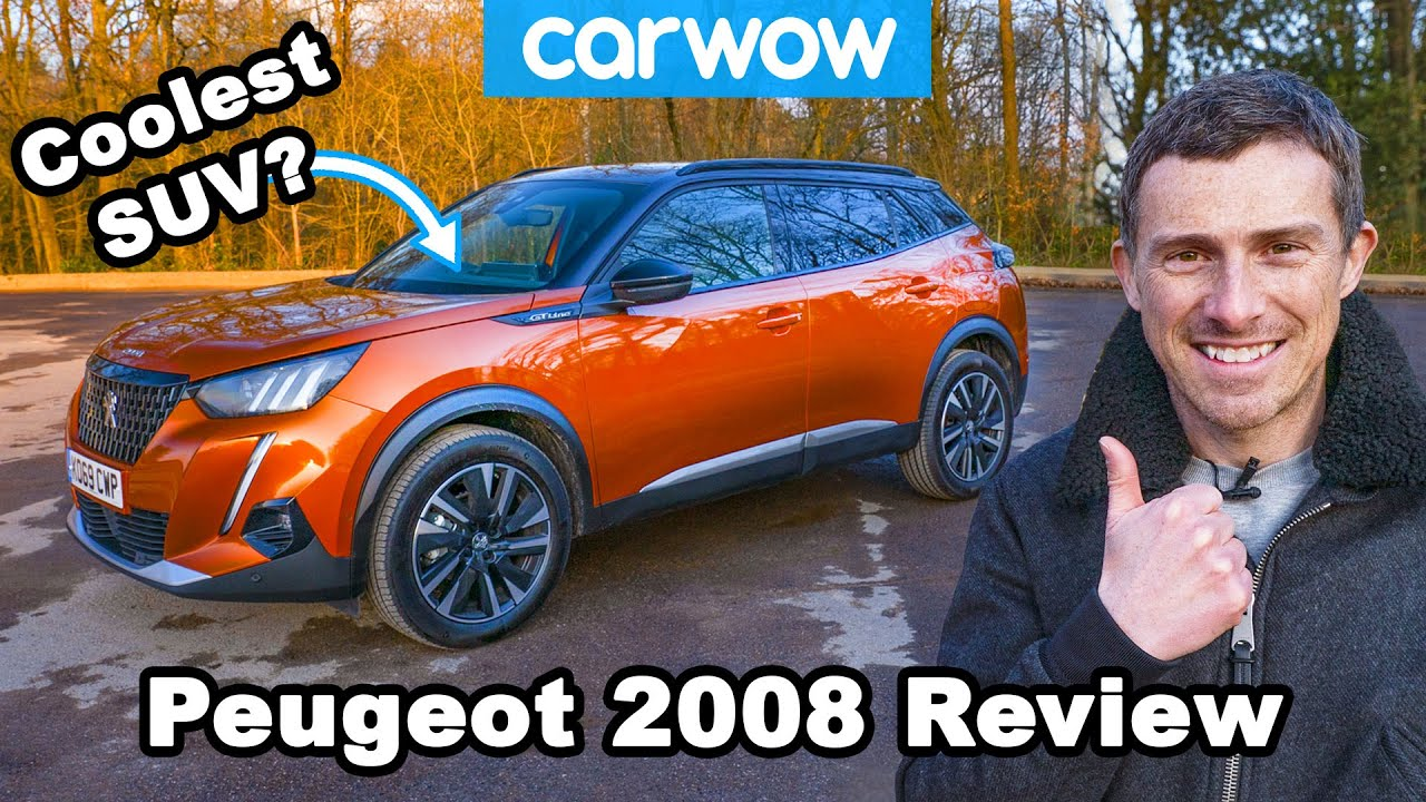 Download The Peugeot 2008 changed my mind about small SUVs! REVIEW