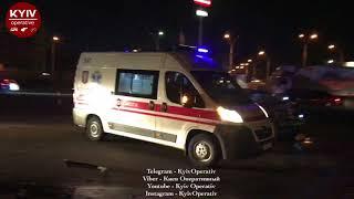 Два серьёзных ДТП с пострадавшими на проспекте Степана Бандеры