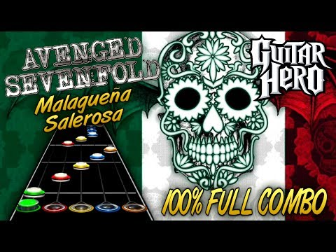 Avenged Sevenfold - Malagueña Salerosa 100% FC (NEW SONG!)