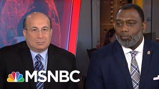 President Donald Trump Questions Brett Kavanaugh Accuser's Credibility | Velshi & Ruhle | MSNBC